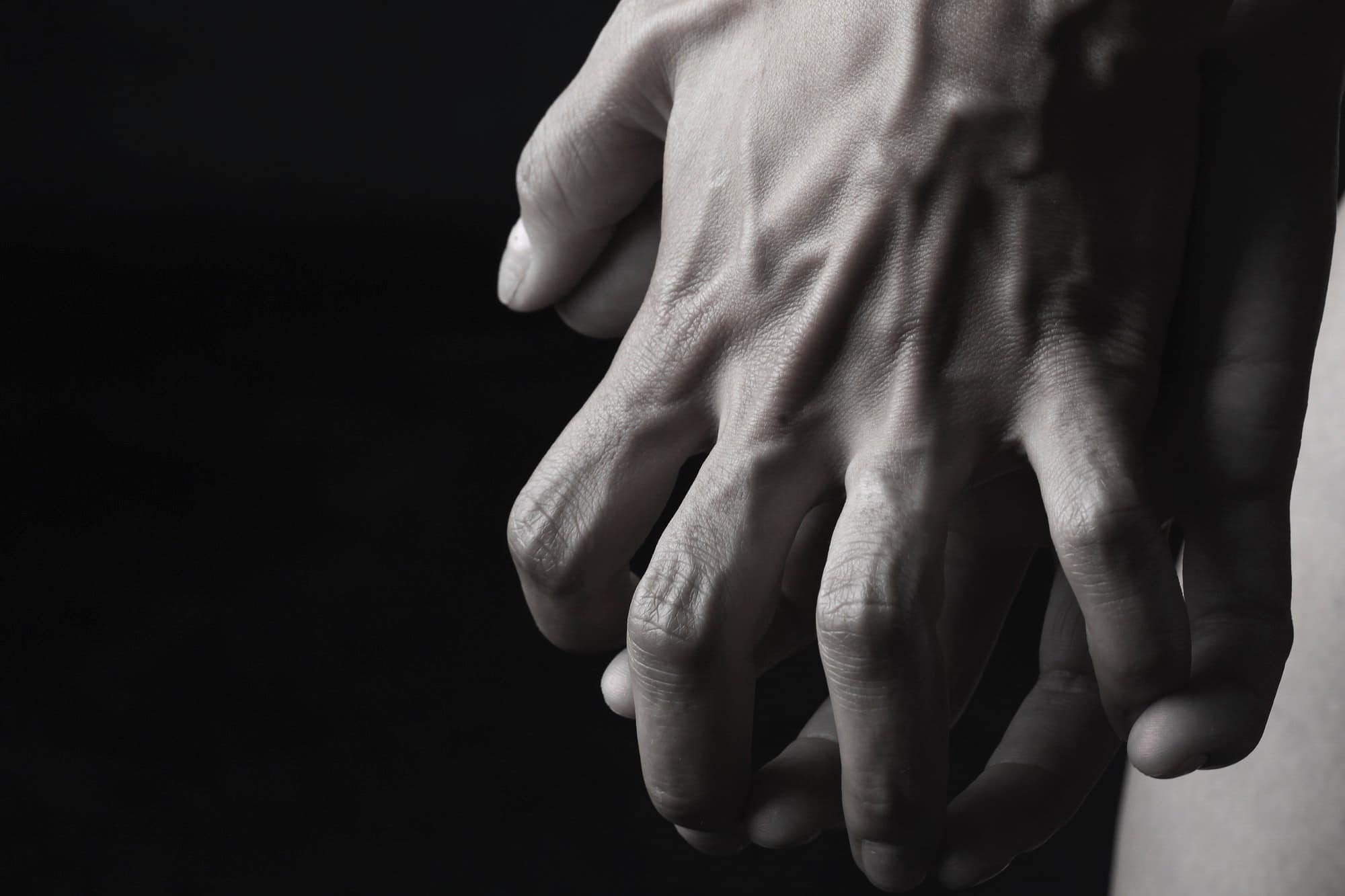 thick veins in hands
