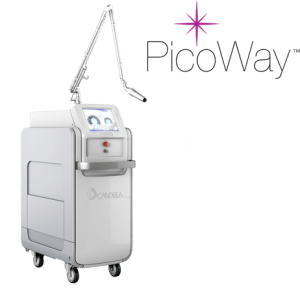 For the Best Laser Treatments in Miami, Choose PicoWay When a treatment or procedure is released for a specific skin issue but then ends up aiding a variety of other skin problems, it's really a best-case scenario for everyone. The PicoWay Laser is exactly that. The renowned PicoWay Laser, by Syneron Candela, is a breakthrough treatment that many associate with tattoo removal because of the great results it delivers, but here at Fox Vein & Laser Experts we also use it in different ways. Our practice truly offers the best laser treatments to help you with a variety of skin ailments. The PicoWay Laser has become so popular with tattoo removal because it delivers intense laser energy in short bursts, which breaks up the pigmentation of the tattoo so that it can be easily absorbed by the body. The laser can remove tattoos in a variety of colors and on people with different skin types in a more efficient and effective way than previous laser tattoo removal treatments. So if you are looking for tattoo removal in Miami, Fox Vein & Laser Experts can help you say goodbye to that ink. Dr. Suan Fox, who has more than twenty years of experience, is an expert in laser treatments. Because of that, she's figured out different ways to use PicoWay Laser other than just for tattoo removal. Here are a few other skin issues Dr. Fox can help remedy with a laser treatment: Scar Removal A traumatic incident or even a minor accident can cause scars that may be embarrassing and affect one's self esteem. The PicoWay laser, which is fast and virtually painless, can help improve the appearance of the red scar tissue surrounding the injury. The laser prompts the creation of new skin cells that help the scar better blend in with the surrounding skin and in some cases may even completely fade it out. Age Spots As one ages, your skin may develop dark age spots. PicoWay Laser can be used to help reduce the appearance of those spots and in some cases erase them all together. The speed and strength of the laser causes the dark pigmentation to break down and be absorbed by the skin giving the appearance of a faded spot or one that never existed. Rejuvenation Along the lines of the age spots, PicoWay Laser can also be used to treat wrinkles and fine lines on the face but also the hands – a place on the body that is often overlooked but can sometimes give away someone's age. The laser is so efficient that there is really little or no down time for recuperation. Bonus: Each session only lasts about 20 minutes. Fox Vein & Laser Experts is Miami's vein doctor, but we are also offer a variety of other laser skin treatments to help many different skin issues. Contact us today to see how we can help you.